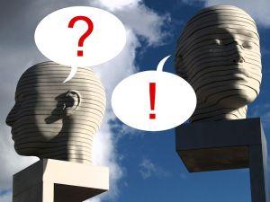 Gabriela Heinrich beantwortet Fragen der Bürger in ihrem Blog