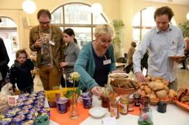 Fairtrade-Frühstück mit Gabriela Heinrich