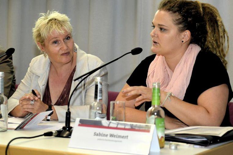 Moderne Sklaverei: Expertin Sabine Weimert