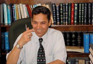 Der iranische Menschenrechtsverteidiger Abdolfattah Soltani