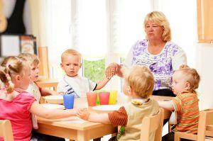 Tagespflegebörse Nürnberg: Essen bei der Tagesmutter
