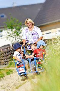 Tagespflegebörse Nürnberg: Spazierengehen