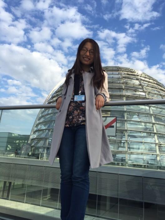 Jiayan Chen in Berlin