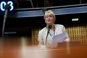 Gabriela Heinrichs Rede vor der Parlamentarischen Versammlung des Europarats