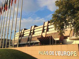 Palais de l Europe von aussen