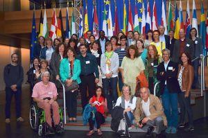 Besuchergruppe aus Nürnberg in Strassburg