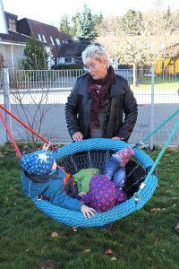 Aktion Rollentausch im Kinderhaus KoMeT