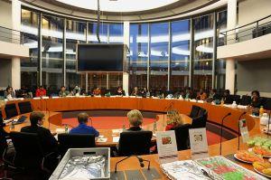 Treffen mit Botschafterinnen und NGOs