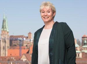 Gabriela Heinrich, Bundestagskandidatin für Nürnberg-Nord