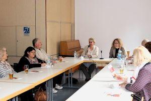 Bürgersprechstunde Angehörigenberatung im Nachbarschaftshaus Gostenhof