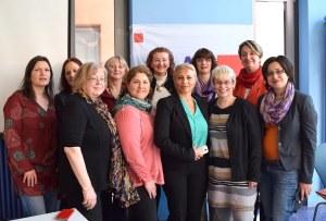 Internationaler Frauentag - ASF Nürnberg