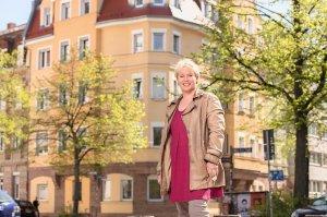 Gabriela Heinrich zum Thema Bezahlbarer Wohnraum
